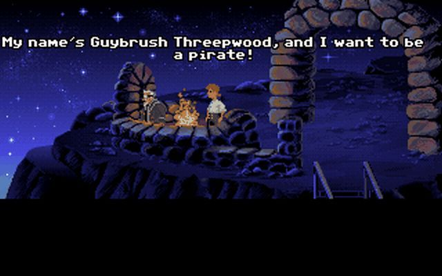 ¿En qué año salió The secret of Monkey Island?