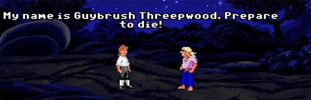 ¡Hola, soy Guybrush Threepwood...