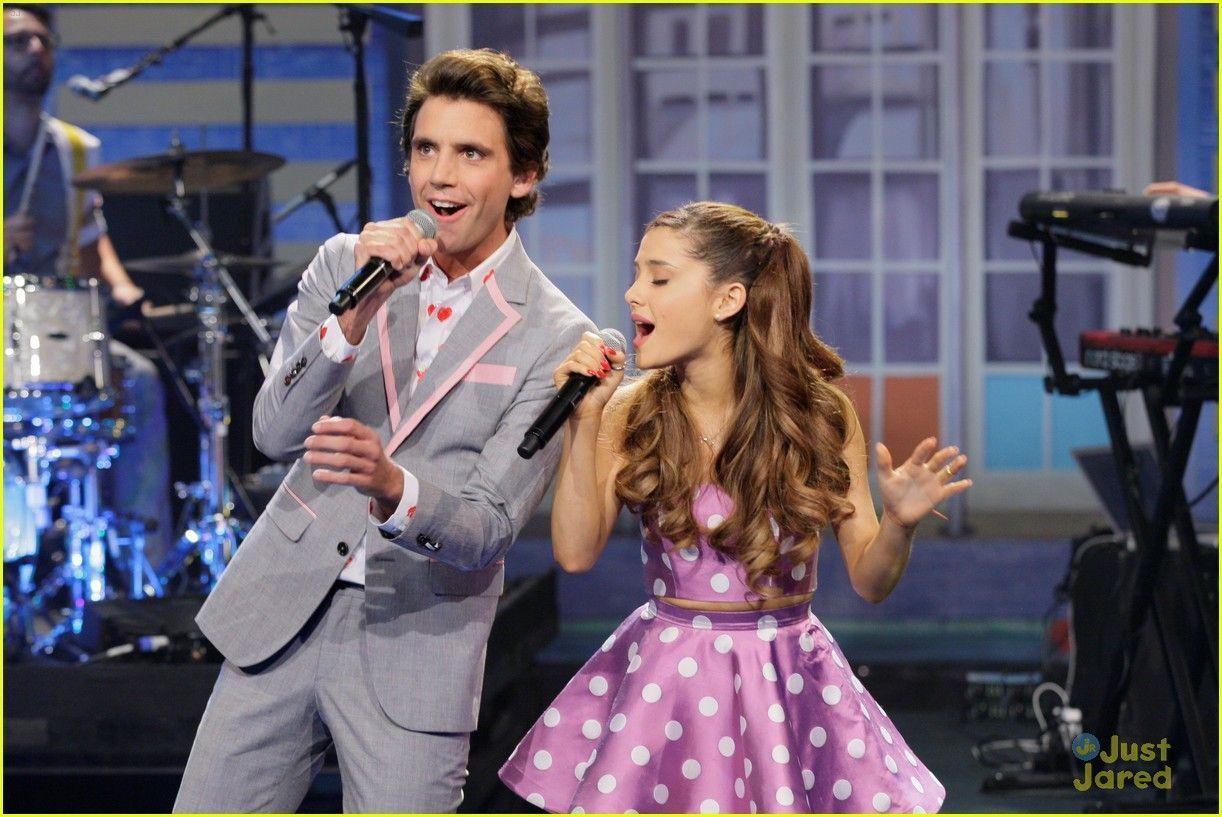 Mika creó una cancion y la cantó con Ariana Grande. ¿Cuál es?