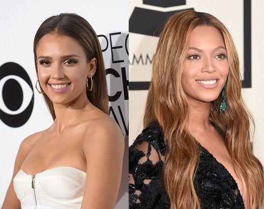 ¿Miden lo mismo Jessica Alba y Beyonce?