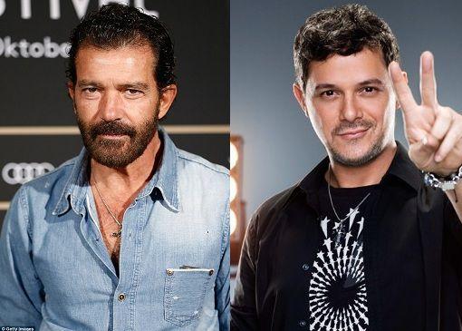 ¿Miden lo mismo Antonio Banderas y Alejandro Sanz?
