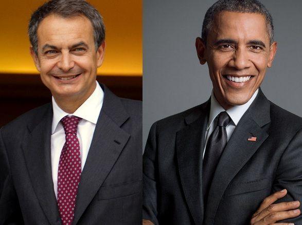 ¿Miden lo mismo José Luis Rodríguez Zapatero y Barack Obama?