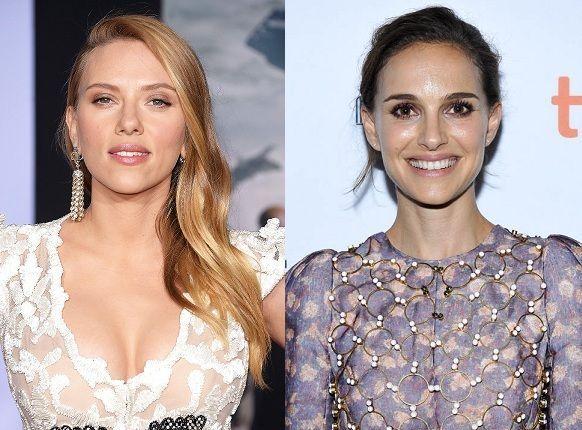 ¿Miden lo mismo Scarlett Johansson y Natalie Portman?