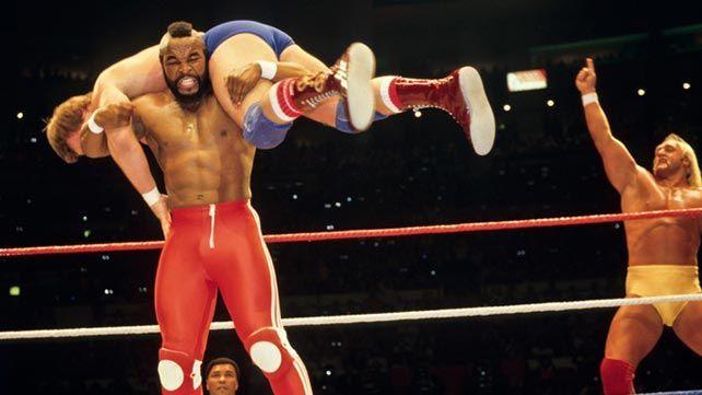 ¿En qué año se celebró el primer WrestleMania?