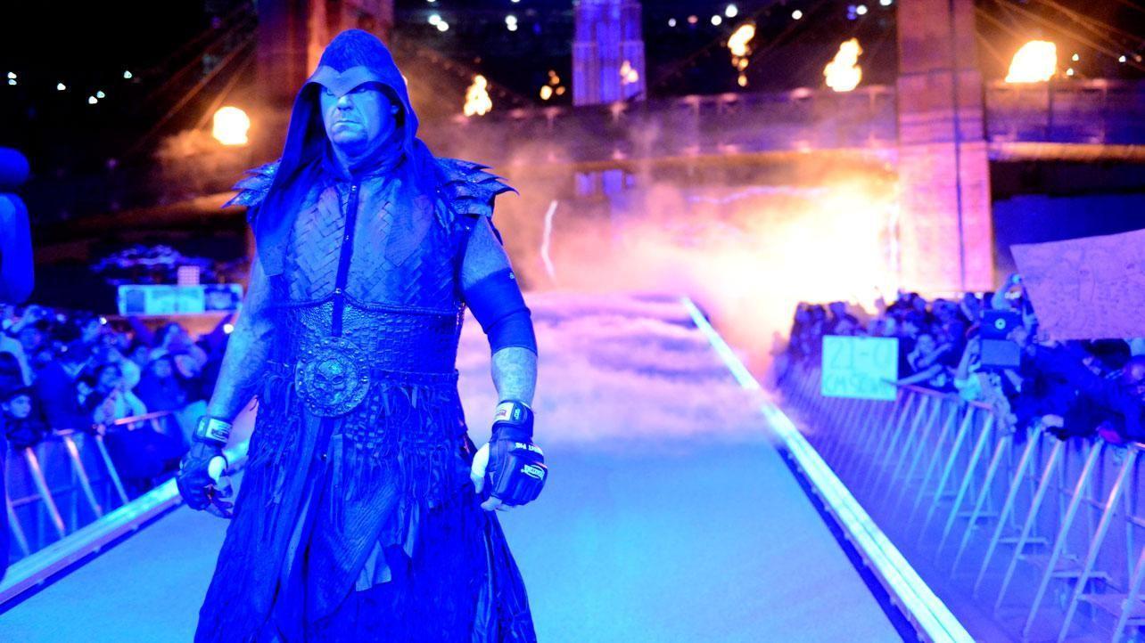 ¿Cuántos años se mantuvo la racha de victorias de Undertaker?