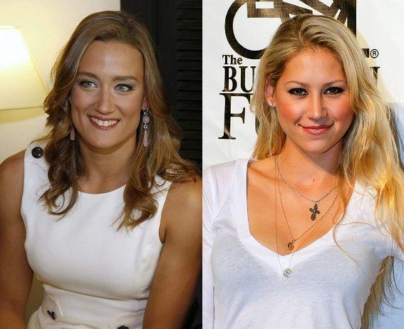 ¿Miden lo mismo Mireia Belmonte y Anna Kúrnikova?