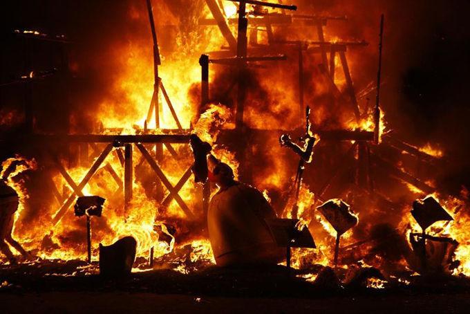 ¿Qué día se celebra la ''Cremà'' y, por consiguiente, se dan por acabadas las fallas?