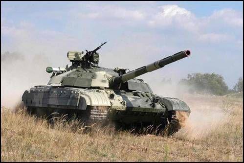 Estás en una barricada defendiendo una posición y ves que se acerca un tanque blindado. ¿Qué haces?