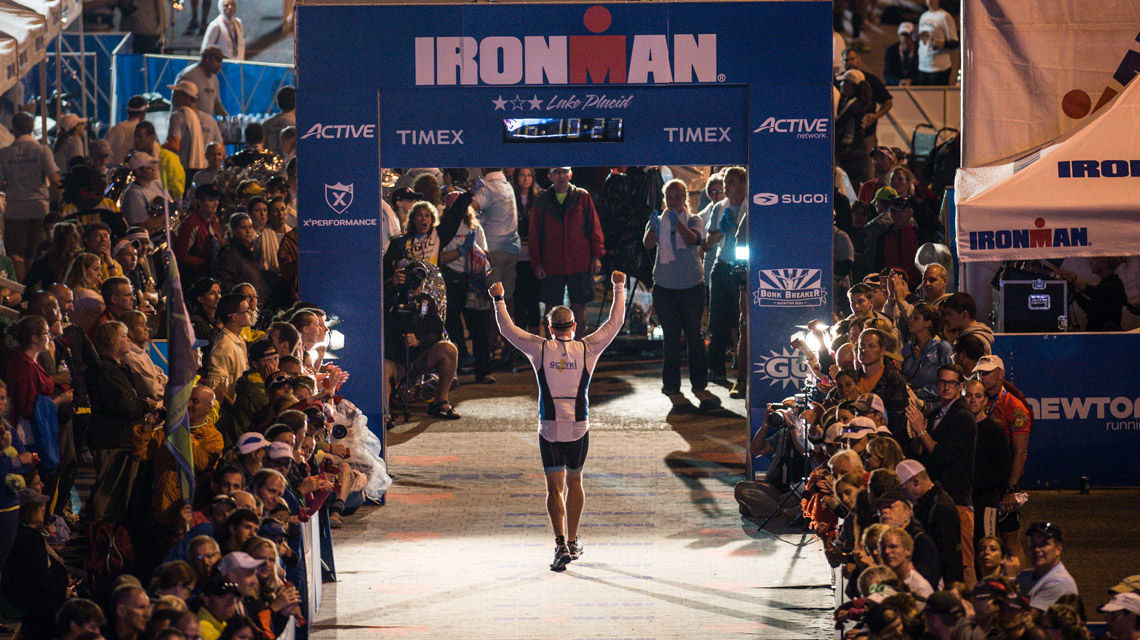 ¿Cuál es el récord mundial del IronMan