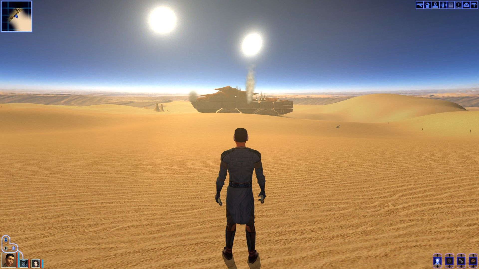 ¿Qué droide puede adquirirse en Tatooine?