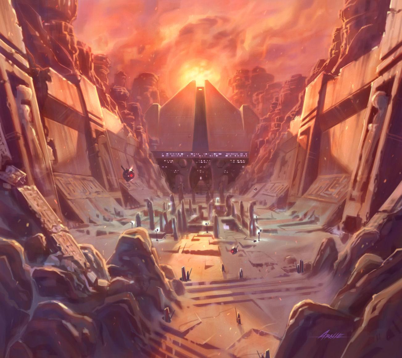 ¿A cuántas tumbas podemos acceder en Korriban?