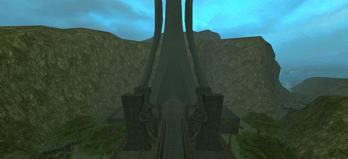 ¿Qué sith está enterrado en la tumba de Dxun?