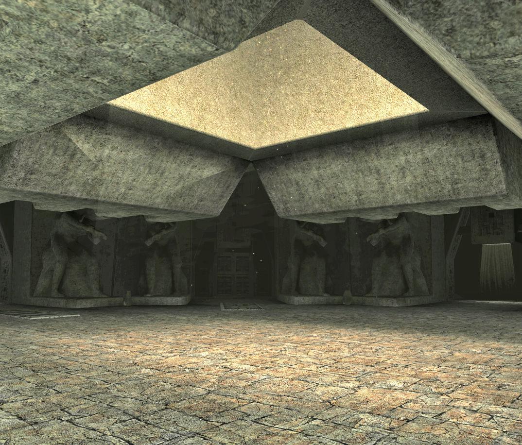 Pasemos a Korriban, ¿qué hay detrás de la puerta que debe volarse con cargas de torio, dentro de la academia Sith?