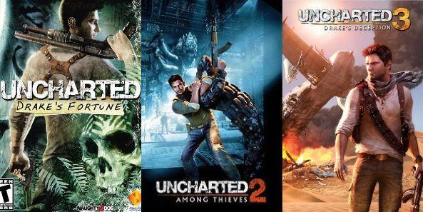 10796 - ¿Recuerdas a los personajes de la saga Uncharted?