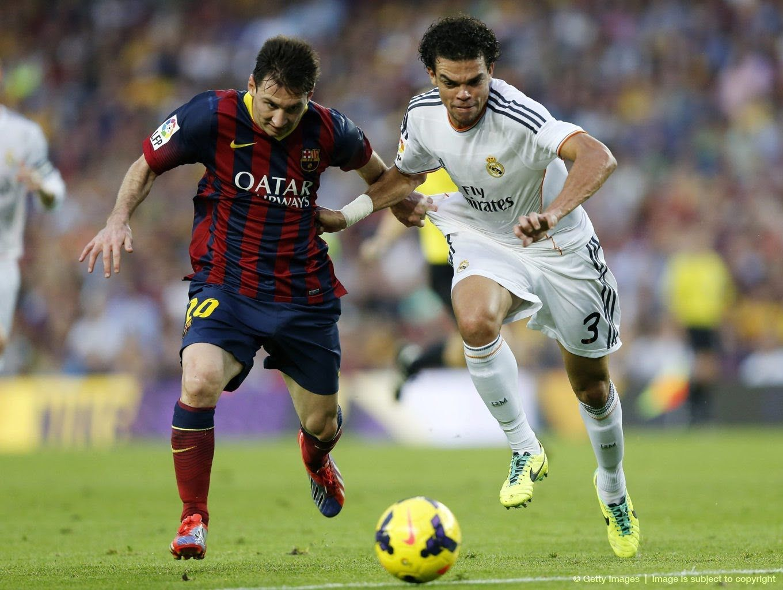 ¿Qué jugador marcó el único gol del Real Madrid en el primer clásico de la temporada? (Terminó 2-1 a favor del Barcelona).
