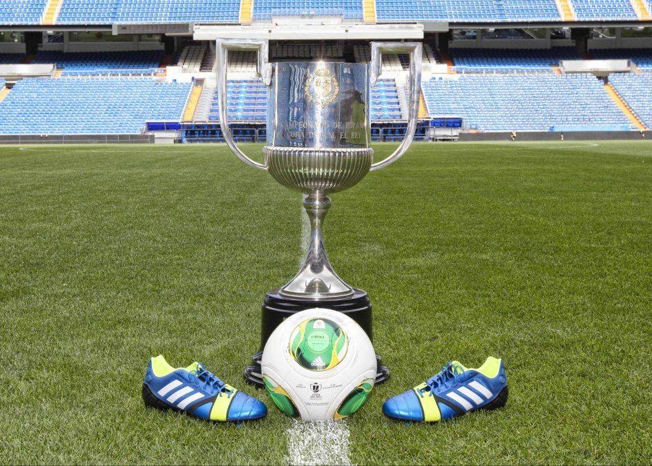 ¿Con quién fue emparejado el Madrid en dieciseisavos de final en la Copa del Rey?