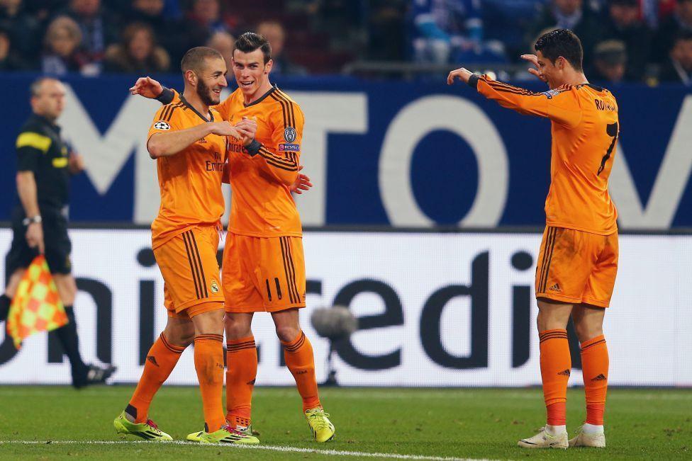 ¿Cuál fue el resultado de la ida de los octavos de final frente al Schalke 04?