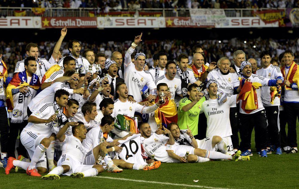 Una fácil. ¿Cuál fue el marcador final de la Copa del Rey 2014? ¿Quiénes anotaron los goles del Madrid?