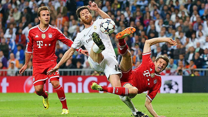 El Bayern intentó intimidar al Real Madrid con unas camisetas, ¿que lema tenían dichas prendas?
