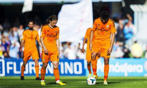 ¿Con qué dos resultados se despidió el Real Madrid definitivamente de la competición liguera?