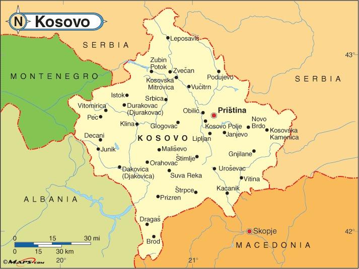 Una espinosa, ¿Albania reconoce la independencia de Kosovo?
