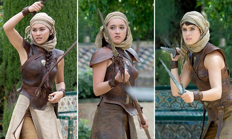 Y para terminar, una pregunta actual ¿Cuantas hijas tiene Oberyn Martell?