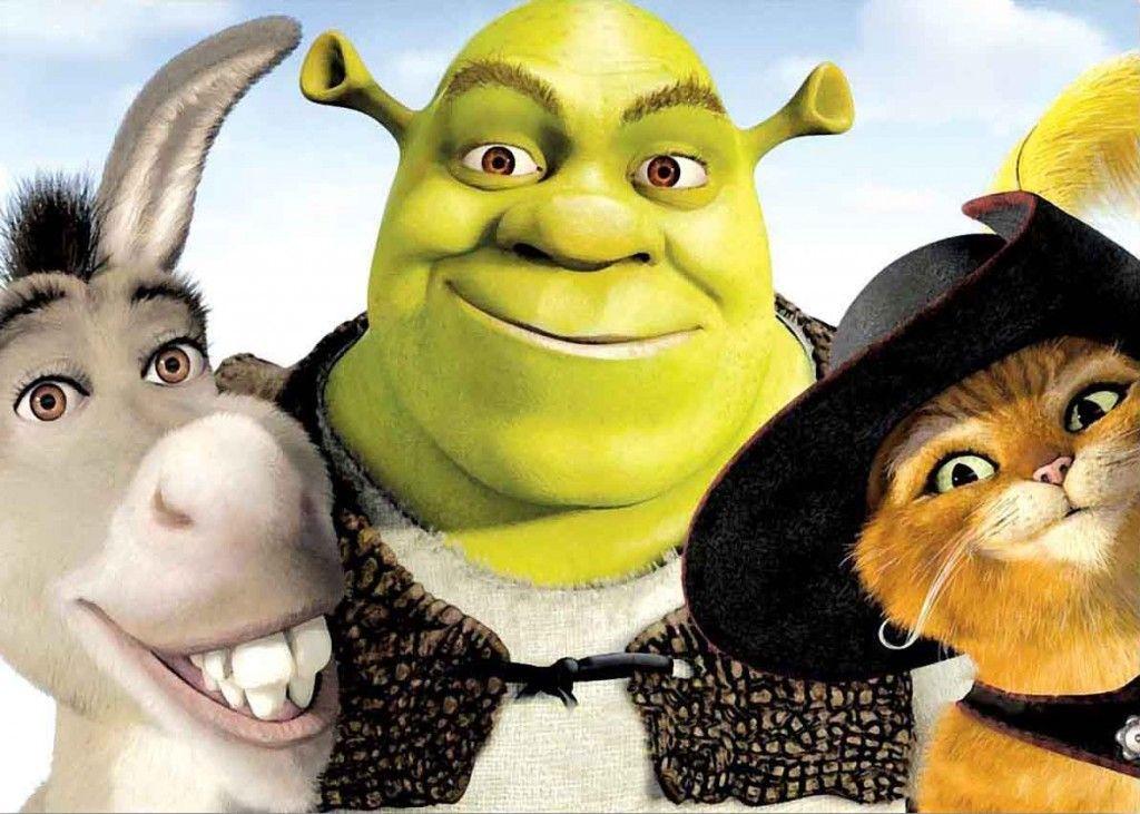 10838 - ¿Conoces a los personajes de las películas de Shrek?