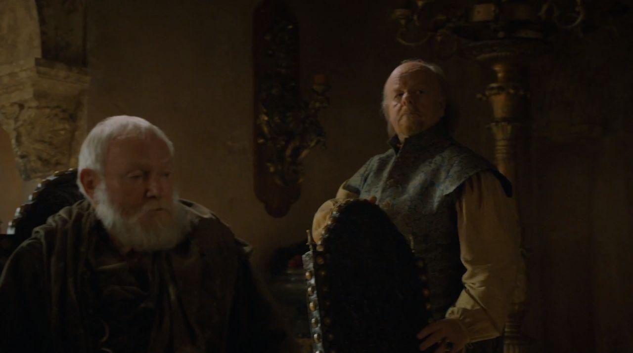 Mance Tyrell es nombrado Mano del Rey