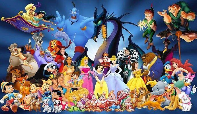 10887 - ¿Sabes reconocer estas películas de Disney por una captura de la película?