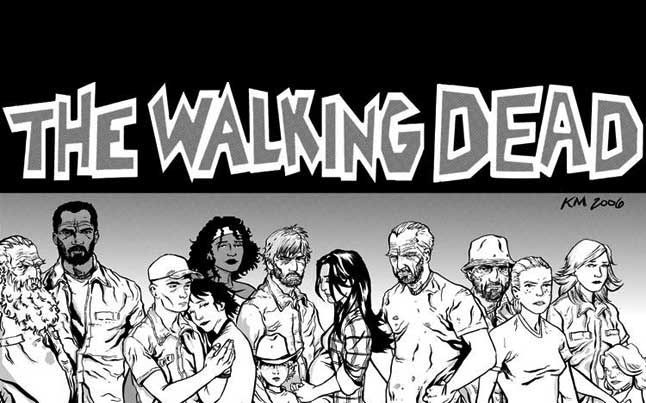 10901 - ¿Reconoces a los personajes de The Walking Dead por como son en el Cómic original?