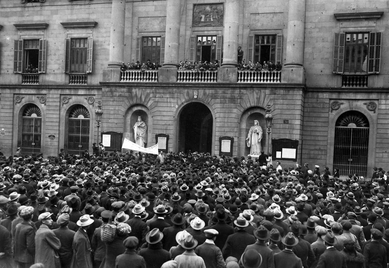 ¿Cómo se llamó a la huelga general que dio lugar a la jornada de 8 horas? ¿Dónde comenzó?