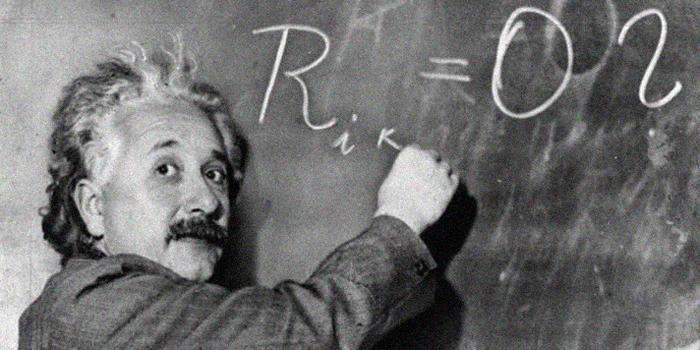¿En qué año nació la Teoría General de la Relatividad, a manos de Einstein?