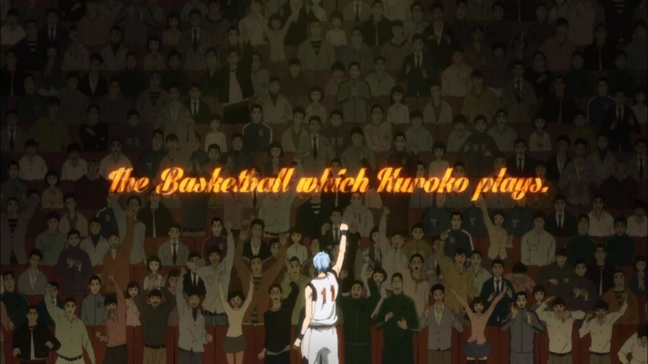10915 - ¿Eres un experto de Kuroko no Basket?