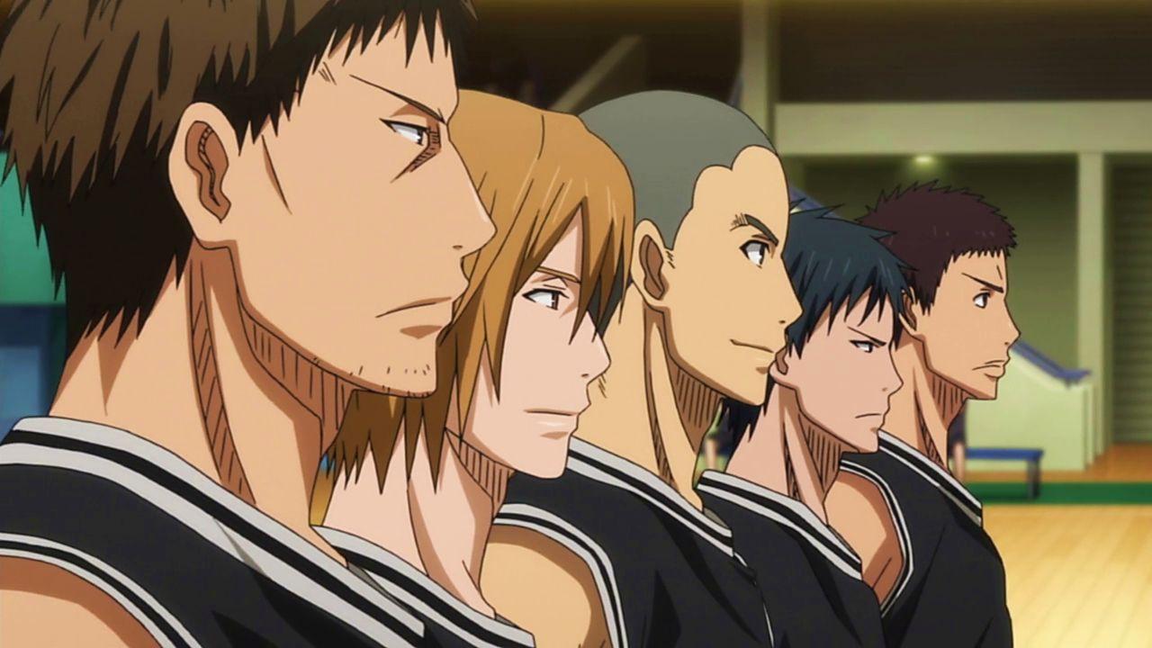 Un equipo gana fácilmente a Seihō en un torneo callejero 5x5 ... ¿Qué equipo les gana?