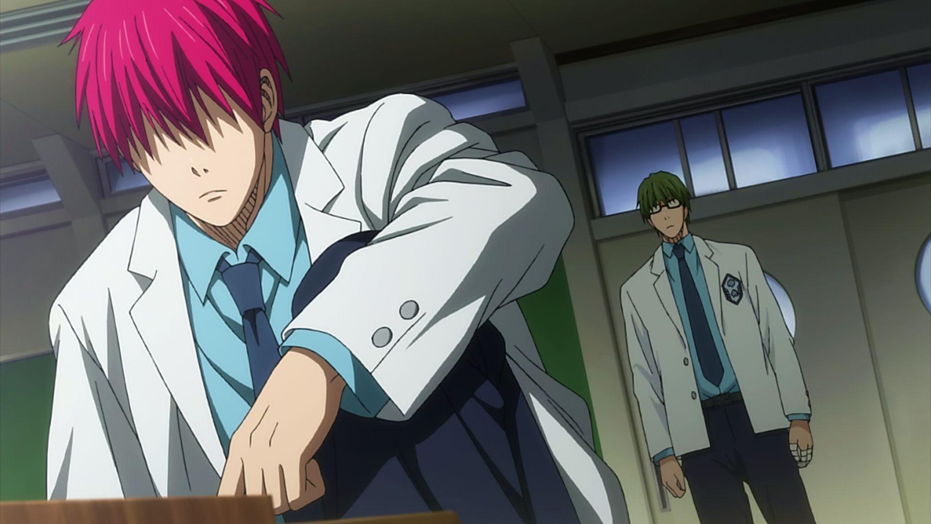 Midorima Shintarō a menudo competía contra Akashi Seijūrō en un juego... ¿Cual ?