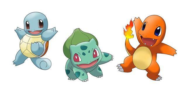 Empecemos con algo sencillo. ¿Cuál es el único juego de Pokémon en el que es posible conseguir a sus tres Pokémon iniciales?