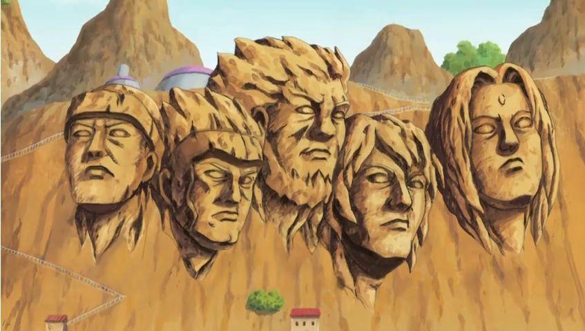 ¿Qué representan estas cabezas?