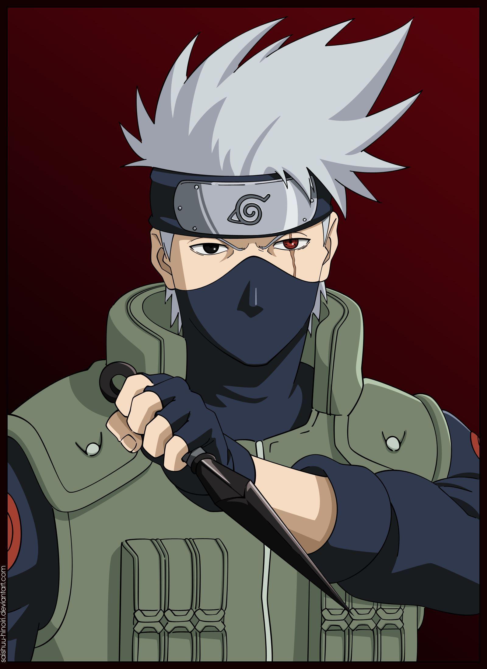 ¿Qué prueba les hace Kakashi al equipo 7?