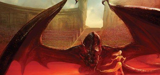 ¿Quién murió devorado/devorada por su propio dragón?