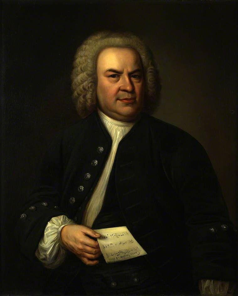 ¿Cuántos hijos tuvo Johann Sebastian Bach?