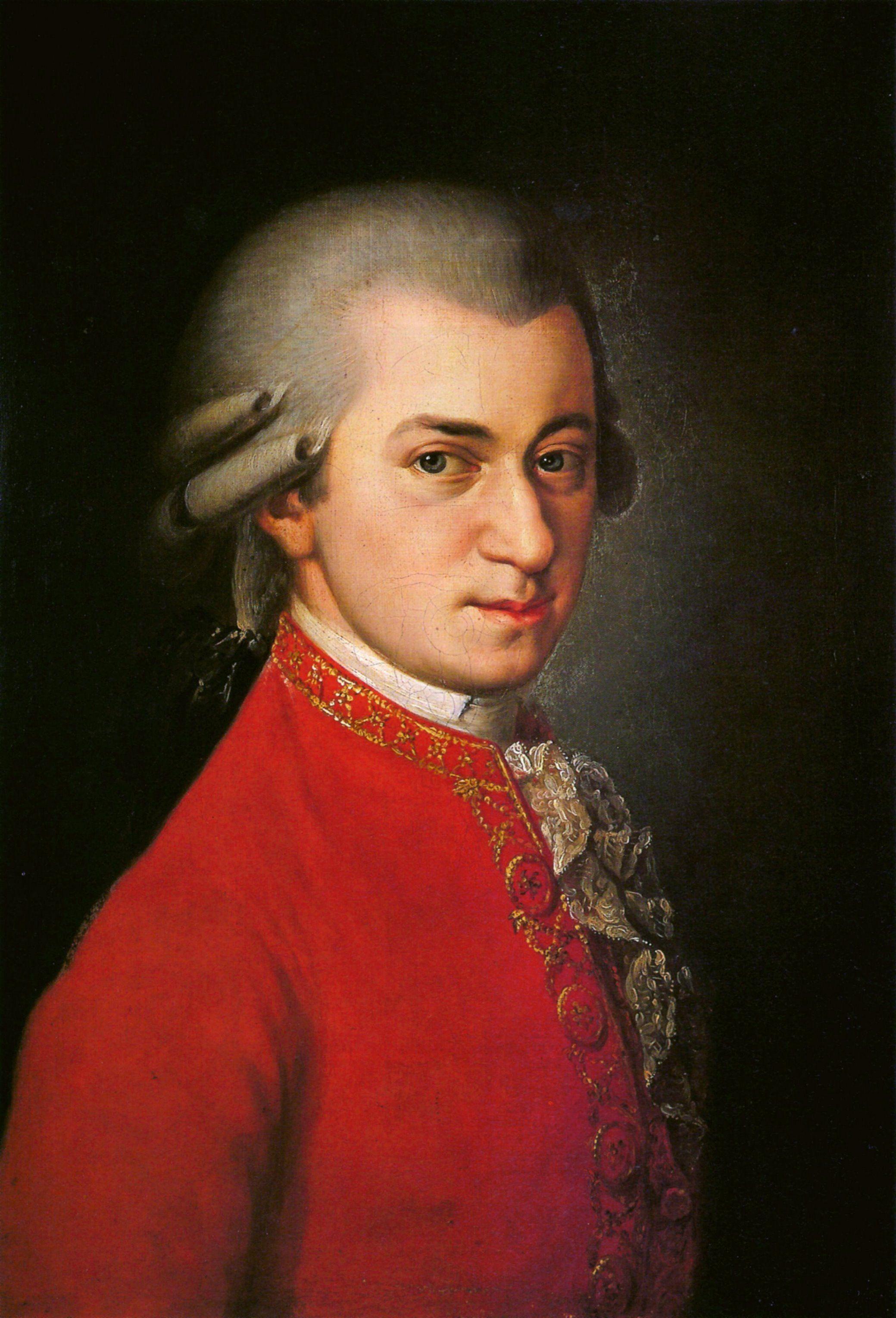 ¿A qué edad murió Wolfgang Amadeus Mozart?