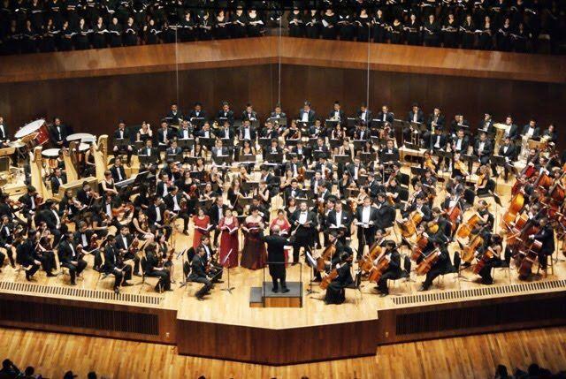 ¿Cuál de estos instrumentos no pertenece a una orquesta sinfónica?