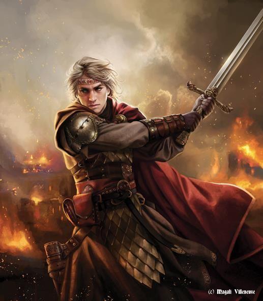 Aegon I Targaryen, también conocido como...