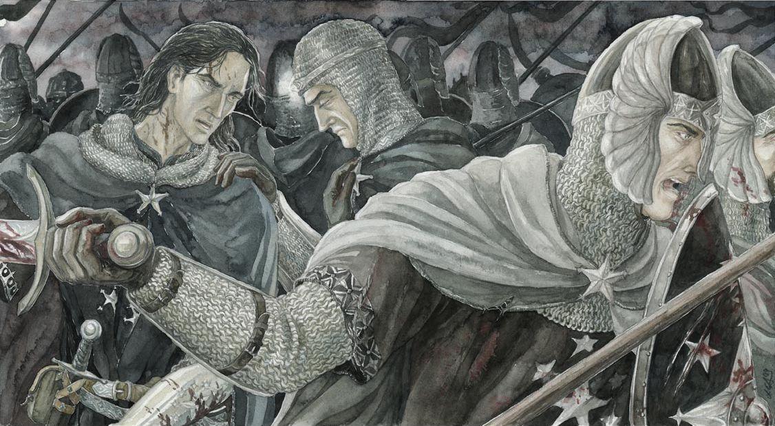 Batalla de los Campos Gladios