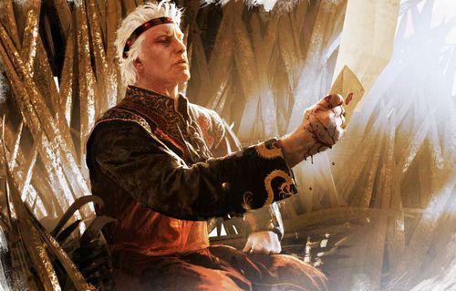 ¿Cuándo decidio Aegon desistir en su intento de conquistar Dorne?