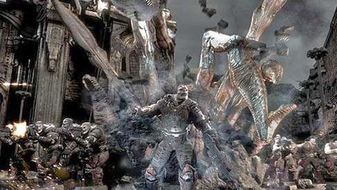¿Cuál fue la razón de que los Locust tuvieran que subir a la superficie?
