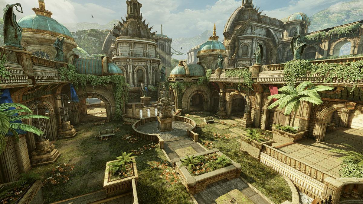 ¿En cuál mapa multijugador de Gears 3 se puede escuchar la canción «Mad world», como un Easter Egg?