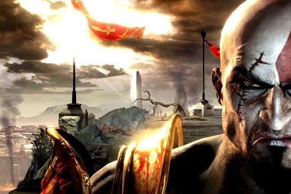 Kratos tiene una cicatriz en su ojo derecho, ¿Quién se la hizo?