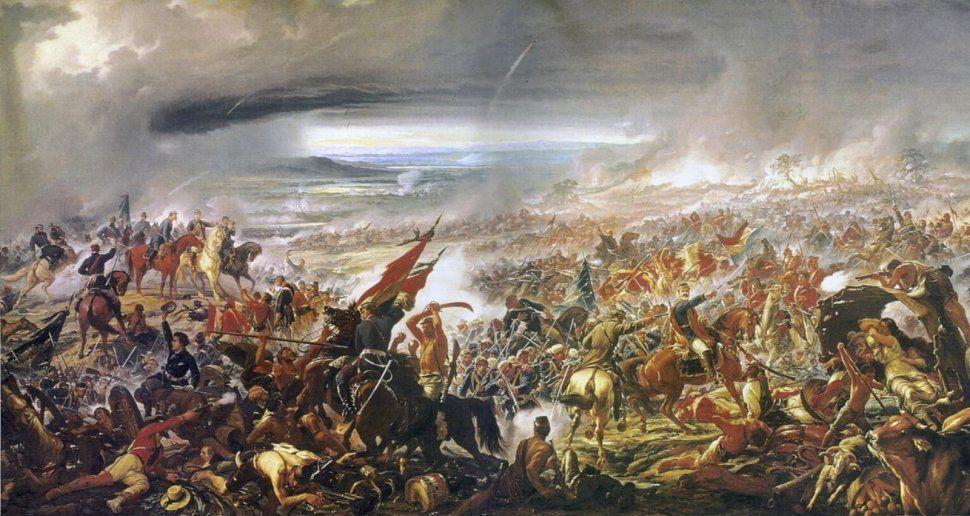 Paraguay era un país bastante progresista antes de la Guerra de/contra la triple Alianza ¿Contra quiénes luchó el Paraguay?