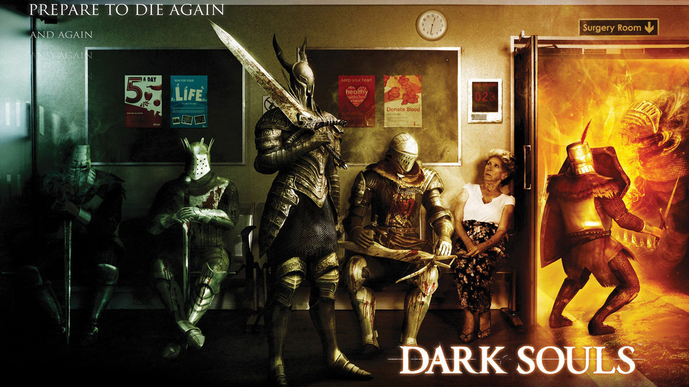 11196 - ¿Cuánto sabes de la saga Souls?